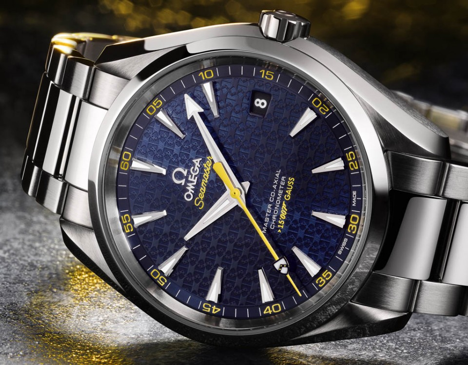 omega seamaster aqua terra 150m master co-axial limited edition replica watch