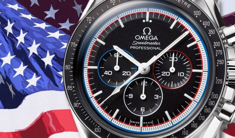 Omega Speedmaster Professional (Moonwatch)