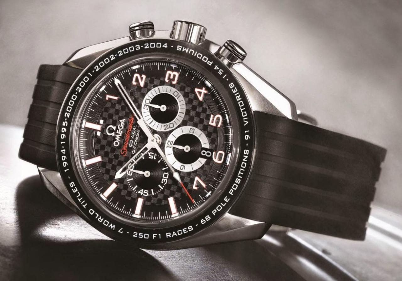 Omega Speedmaster 'The Legend' Co-Axial Chronographe