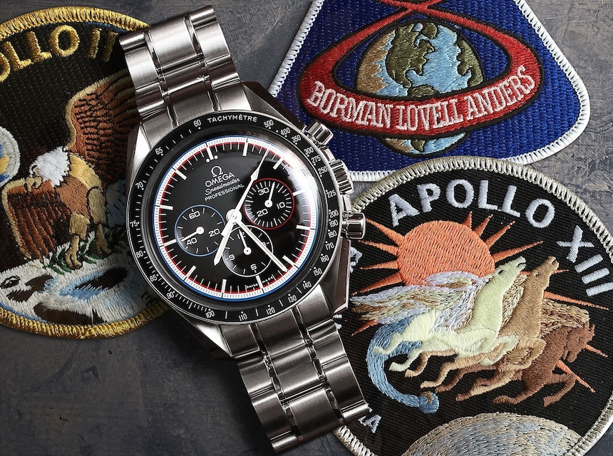 Omega Speedmaster And The 45th Anniversary Of Apollo 13
