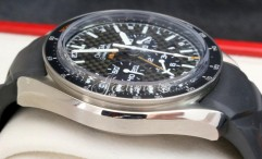 Omega Speeedmaster HB-SIA Co-Axial GMT Chronographe