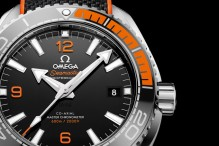 Omega Seamaster Planet Ocean 600m Master Co-Axial 43.5mm