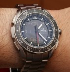 Steel Omega Speedmaster X-33 Skywalker Replica Watch
