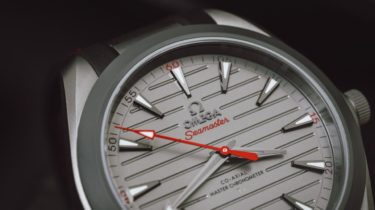 Omega's Ultimate Sports cheap Watch: The Gamma Titanium Seamaster Aqua Terra Ultra Light